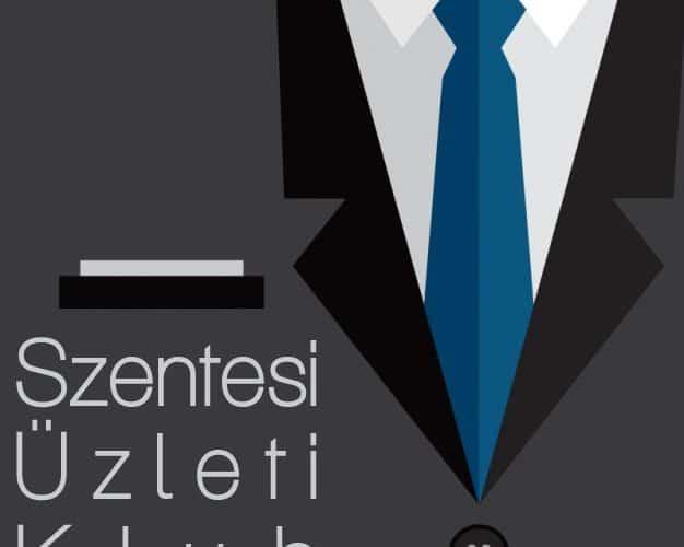 Szentesi üzleti klub logó