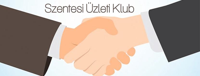 Szűcs György Szentesi üzleti klub facebook borítókép