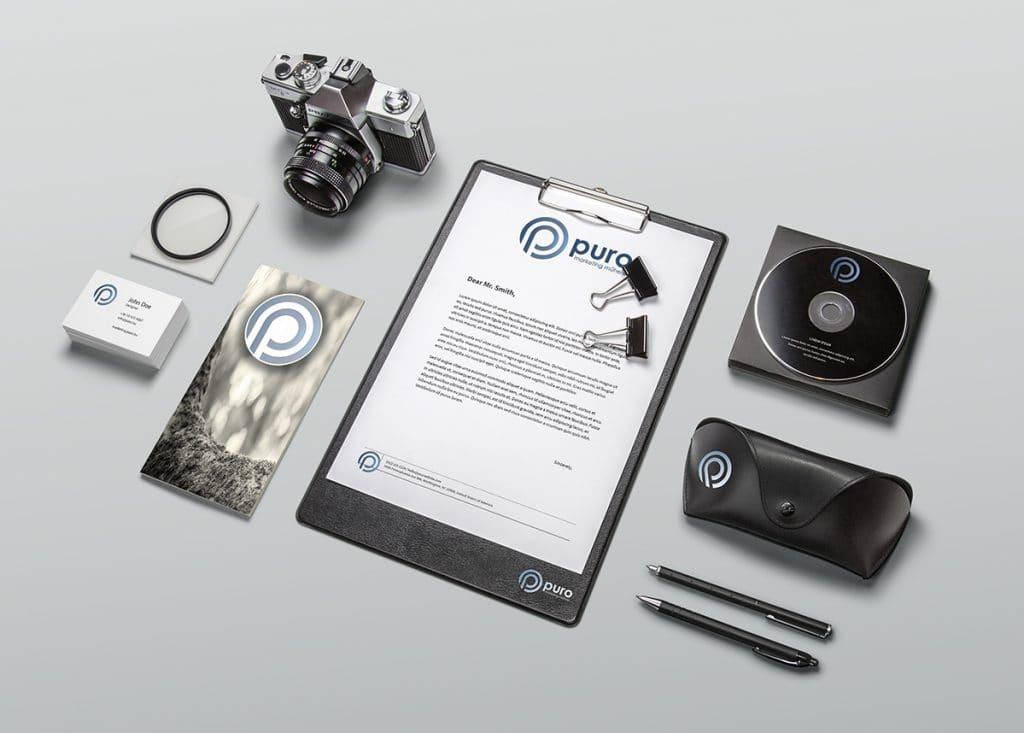 Puro Marketing Műhely Teljes arcukat grafikai tervezés
